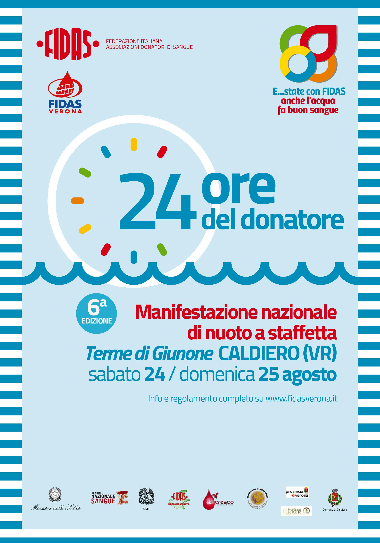 24orecaldiero poster-02