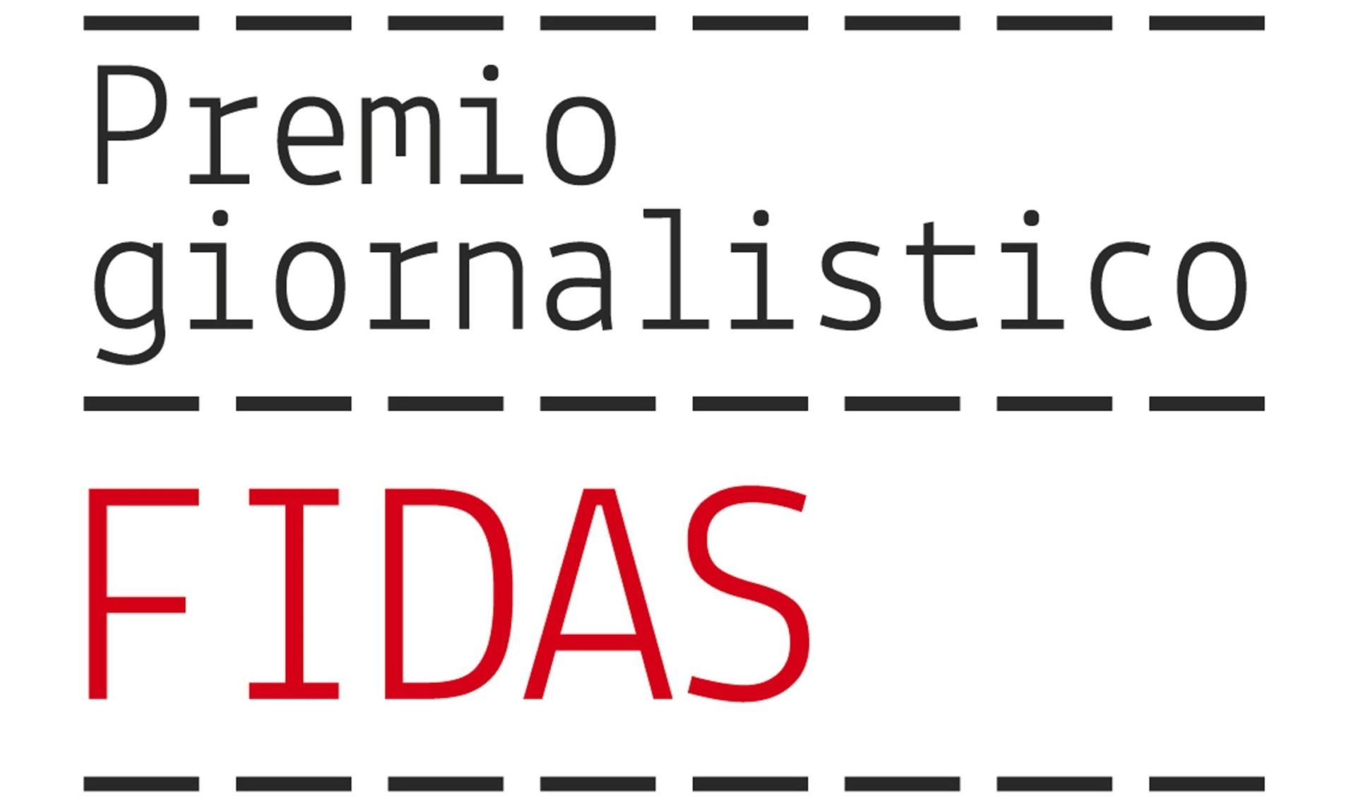 X Premio giornalistico FIDAS