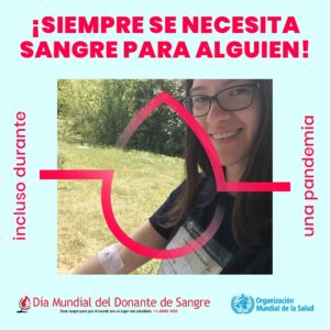 Campagna OMS i donatori FIDAS